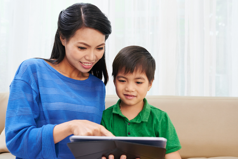 The Communication Workshop – Supports for AAC Core Word of the Week Strategies